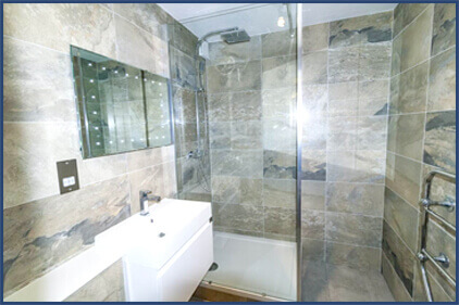 Bathroom Complete Renovation